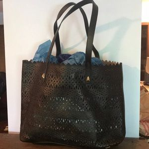 Stella & Dot Black Bag